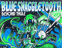 """""""Beyond Thule"""" Gatefold LP for Blue Snaggletooth"""