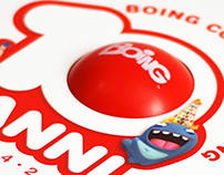 Happy Birthday Boing - 10 Years