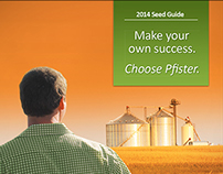 Pfister Seeds Marketing Materials