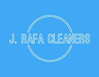 J. Rafa Cleaners Re-brand