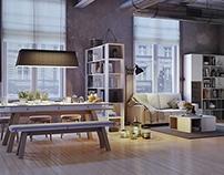 4You dusk apartment