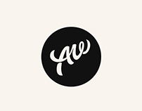 Hand Lettered Logotypes 1