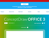 ConceptDraw.com OFFICE 3 Release