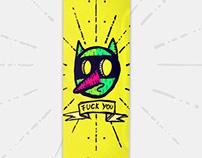 F@ck You Board