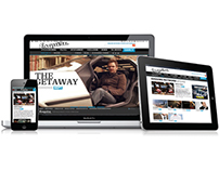 G4 to Esquire TV site redesign