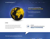 E-marketingexperts.com - landing page