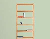 The Simplest Shelf