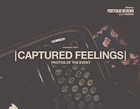 | Captured Feelings | Behance Portfolio Review Tehran