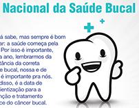 Dia Nacional da Saúde Bucal - Endomarketing Borgwarner