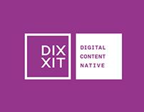Dixxit - Brand design