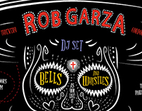 Rob Garza's Day of the Dead Party!
