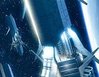 Stratosphere Exodus Flyer Visual