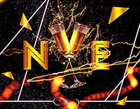 New Year Eve Flyer / NYE Flyer