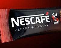 Nescafe 3in1 storyboarding