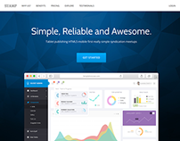 Stamp - For Startup & Web App