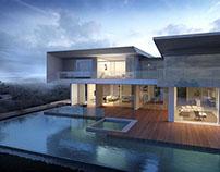Mangrove House - 2014. location: Dubai