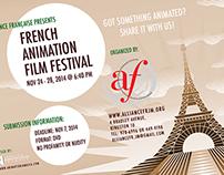 Animation Film Festival Poster