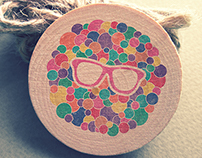 Pink Glasses Productions Branding, 2014