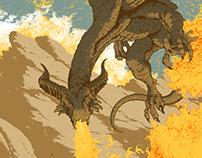 Dragon Age Inqusition print