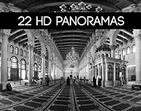 22 HD panoramas & virtual tours