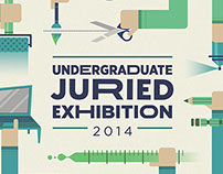 Juried Exhibition Poster