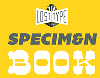 Lost Type Co-Op Specimen Book