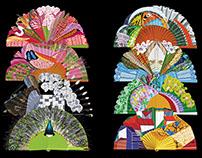 Illustration fan - Kalo