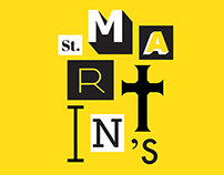 St. Martin's Raise the Roof Campaign