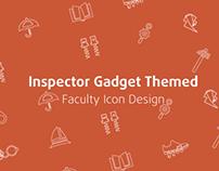 Faculty Icon Design