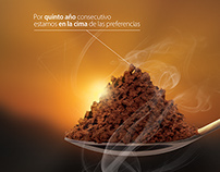 Nescafé - Elegido en Bolivia