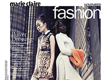 Marie Claire Indonesia - November 2014