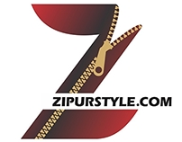 Online leather store logo