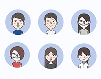 Design Team & Developer Icons
