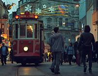 ISTANBUL, Autumn 2014
