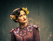 Fashion / Nida Mahmood : Basanti Foxtrot AW 14-15