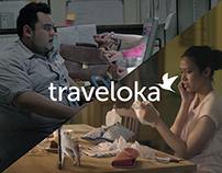 Traveloka - Hands