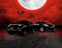 Nissan Halloween