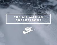 Nike Sneaker Boot