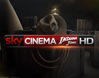Sky Cinema Indy ident