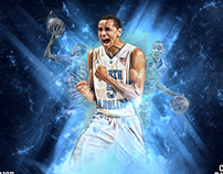 UNC Basketball Desktop/Mobile Wallpapers
