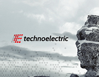 Technoelectric Corporate Identity & Branding