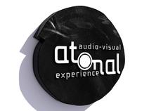 Atonal audio-visual experience