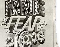 Fame Fear & Hope