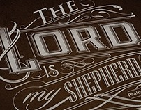 The Lord | Typography