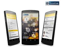 ThyssenKrupp Meeting App