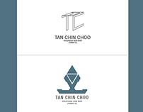 Tan chin choo logo design