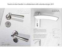 PICAPORTES - Door handles