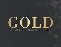 GOLD professional hair care