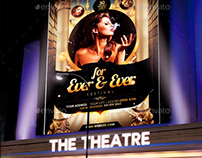 Theatres Mock-Ups Template Pack