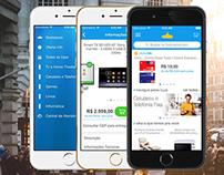 Submarino App iOS7